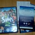 Отдается в дар Игра The Sims 2.