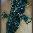 Отдается в дар Мягкий Крокодил