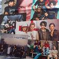 Отдается в дар Tokio Hotel: зарубежные постеры и т.д.