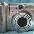 Отдается в дар Canon PowerShot 580, скорее, на запчасти