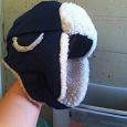 Отдается в дар шапка зимняя на 4 года