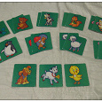 Отдается в дар Игровые карточки