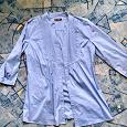 Отдается в дар Рубашка длинная женская р L