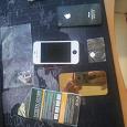 Отдается в дар дисплей iphone4, акб кнопка домой, задние панели