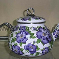 Отдается в дар чайник эмалированный