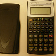 Отдается в дар калькулятор Citizen SR-275