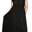 Отдается в дар Летнее платье (черное) Новое размер 48-50