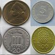 Отдается в дар Монеты Греции