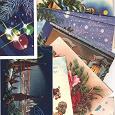Отдается в дар Новогодние открытки рисованные