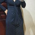 Отдается в дар платье элегантно-деловое 42-44