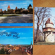 Отдается в дар Набор открыток «На берегах Биры и Биджана»