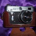 Отдается в дар Фотоаппарат ФЭД-3 для коллекции