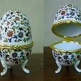 Отдается в дар Яйцо-шкатулка