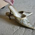 Отдается в дар женская обувь. Сабо, 38,5-39 размер