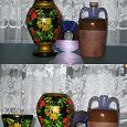 Отдается в дар ваза, бутылка, статуэтки разные