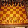 Отдается в дар Шахматы деревянные СССР