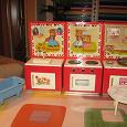 Отдается в дар Комплект детской кухни для кукол «Анютка», ванна для кукол, кофейный столик