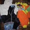 Отдается в дар Детская одежда на мальчика от 6 месяцев до 3 лет ( примерно)