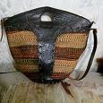Отдается в дар сумка в стиле бохо