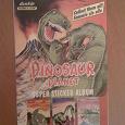 Отдается в дар Коллекция наклеек с динозаврами