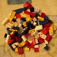 Отдается в дар конструктор. лего. lego. остатки.