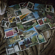 Отдается в дар набор открыток Никитский ботанический Сад