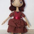 Отдается в дар Тряпичная («Чердачная») кукла ХМ.