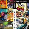 Отдается в дар Cartoon Network Racing — игра для PS2