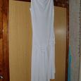 Отдается в дар Платье белое р.44-46