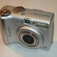 Отдается в дар цифровой фотоаппарат Canon PowerShot A510.