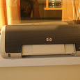 Отдается в дар Принтер струйный HP DeskJet 3420