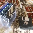 Отдается в дар дискеты для компа в коробочке- 14 шт