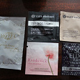 Отдается в дар Пробники парфюмерии и косметики