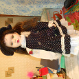 Отдается в дар кукла для колекционеров