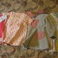 Отдается в дар детские вещи до года на девочку. платья