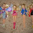 Отдается в дар Куклы Winx