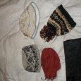 Отдается в дар Шапки/шарфы