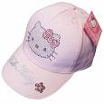 Отдается в дар Детская кепка Hello Kitty