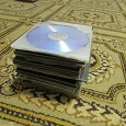 Отдается в дар Диски CD и DVD (можно на ХМ)