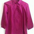 Отдается в дар блузка бордовая, размер xs-s