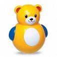 Отдается в дар Неваляшка-медведь, Tolo Toys