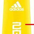 Отдается в дар Туалетная вода Adidas Energy Game