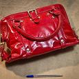 Отдается в дар Красная сумочка