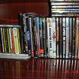 Отдается в дар DVD и CD-диски разные