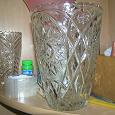 Отдается в дар ваза хрустальная