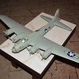Отдается в дар Модель Boeing B-17 Flying Fortress