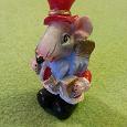 Отдается в дар Свечи декоративные в виде фигурок зайца и мыши 2шт.