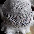 Отдается в дар Детская летняя шапочка.