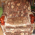 Отдается в дар Большое и удобное кресло-кровать