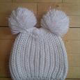 Отдается в дар Теплая шапочка для девочке